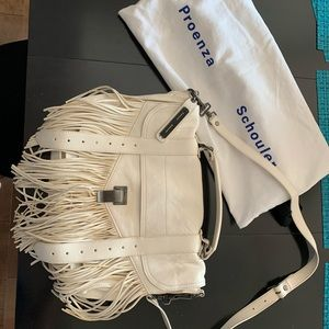 Proenza Schouler medium PS1 Fringe bag